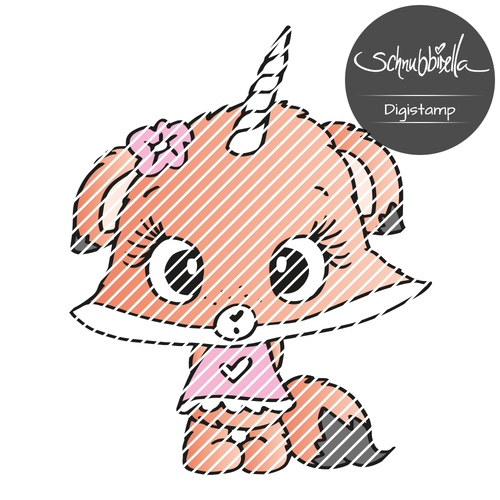 Fuchshorn Digistamp