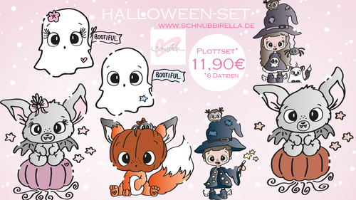Halloween Set Plott