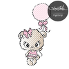 Ballon Teddy W Digistamp