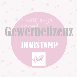 Gewerbelizenz Digistamp 6 Monate